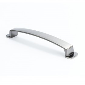 Oasis Pull (Brushed Tin) - 160mm