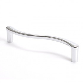 Advantage Plus Polished Chrome Pull - 128mm
