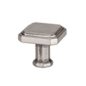 Harmony Knob (Weathered Nickel) - 1-3/16""