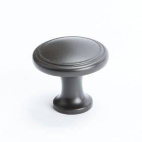 """American Classics Knob (Rubbed Bronze) - 1 1/8"""""""