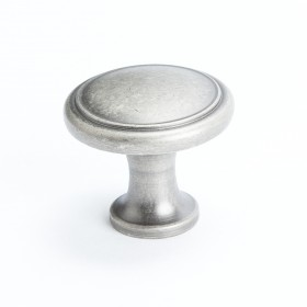 American Classics Knob (Weathered Nickel) - 1 1/8""