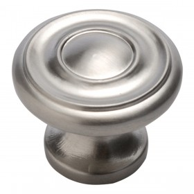 Cottage Knob (Stainless Steel) - 1-1/4""