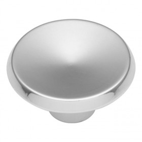 Metropolis Knob (Polished Chrome) - 1 1/2""