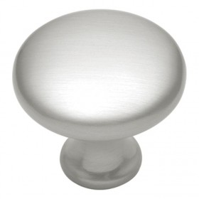 Conquest Knob (Satin Nickel) - 1-1/8""