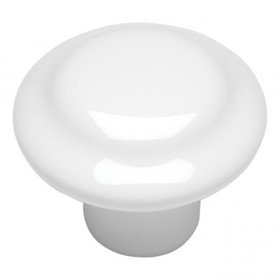 Conquest Ring Knob (White) - 1 3/8""