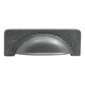 Craftsman Pull (Black Iron) - 96mm