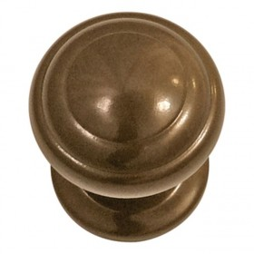 """Zephyr Knob (Venetian Bronze) - 1"""""""