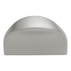 Metropolis Tab pull (Satin Nickel) - 32mm