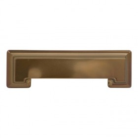 """Studio Cup Pull (Venetian Bronze) - 3"""" or 96mm"""