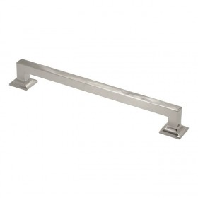 Studio Appliance Pull (Bright Nickel) - 13""
