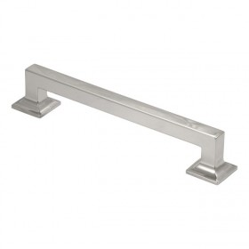 Studio Appliance Pull (Bright Nickel) - 8""