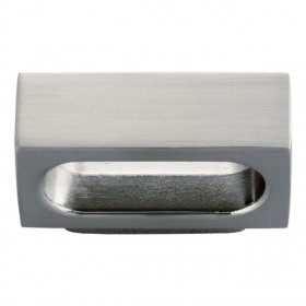 Metropolis Pull (Satin Nickel) - 7/8""