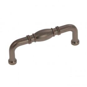 """Williamsburg Pull (Dark Antique Copper) - 3"""""""