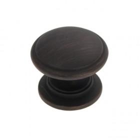 "Williamsburg Knob (Vintage Bronze) - 1 1/4"""