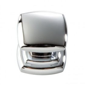 Euro Contemporary Knob (Chrome) - 1-1/4""