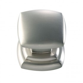 Euro Contemporary Knob (Stainless Steel) - 1-1/4""