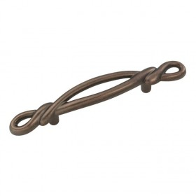 French Twist Pull (Dark Antique Copper) - 3""