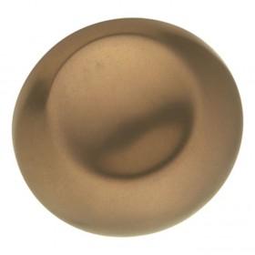 "Metropolis Knob (Venetian Bronze) - 1 1/4"""