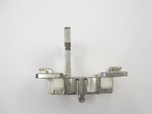 SelektaTop 4000 Twin Hinge (wall-to-wall kuckle hinge)