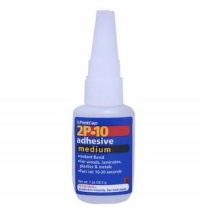 2P-10 Medium Adhesive - 2 Oz