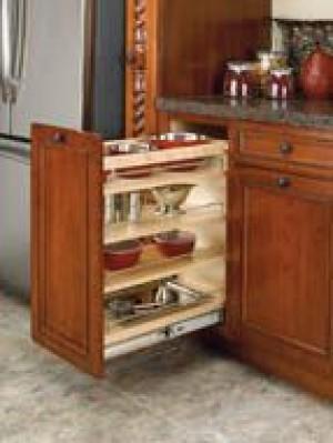 "11"" Base Organizer with Adjustable Shelves"