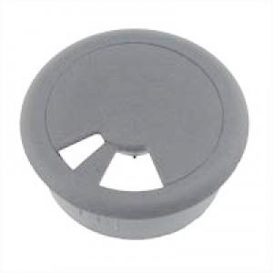 """2"""" Wire Grommet (Gray)"""