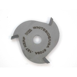 .187 Slotting Cutter (3 Wing)