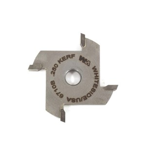 .250 Slotting Cutter (4 Wing)