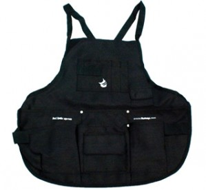 Ballistic Apron (Black)