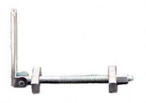 Flip Bolt (counter top connector)