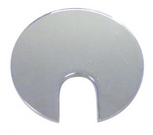 40mm Metal Grommet (Chrome)
