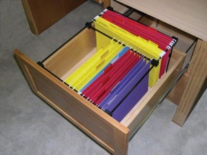 """12 1/2"""" File Drawer System (Legal Size)"""