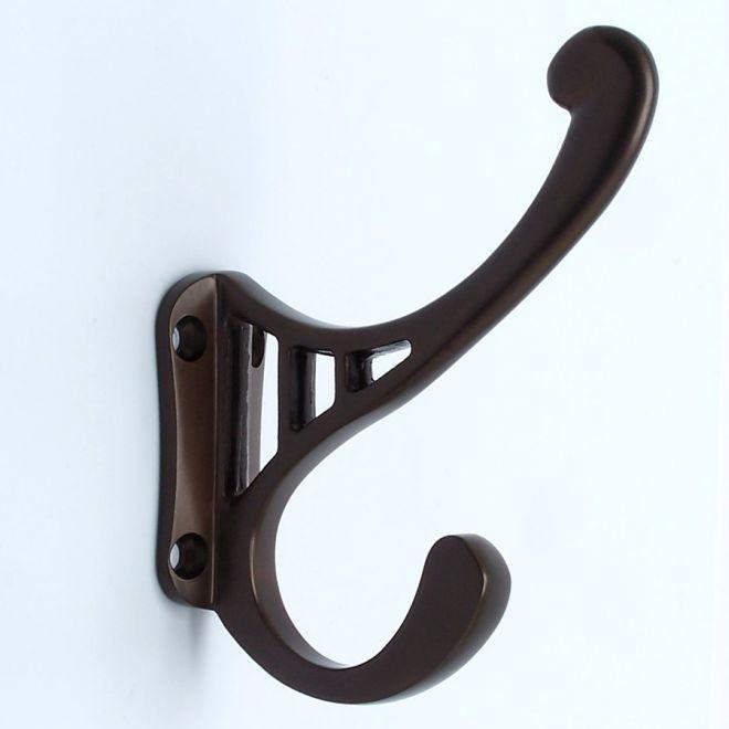 "Coat Hook (Oil Rubbed Bronze) - 4"", 8015-ORB-P (Berenson)"