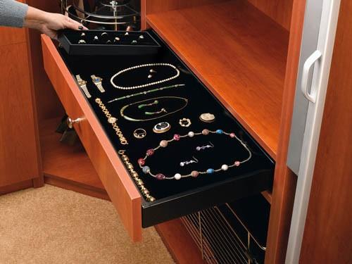 Undermount Jewelry Drawer 30 Quot Wide Cvjd 3014um 1 Rev A