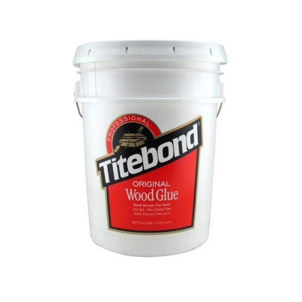 Titebond Original Wood Glue 5 Gallon 5067 Franklin