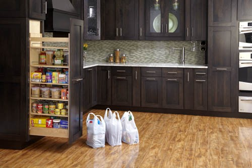 448 Series Pull Out Wood Pantry Rev A Shelf