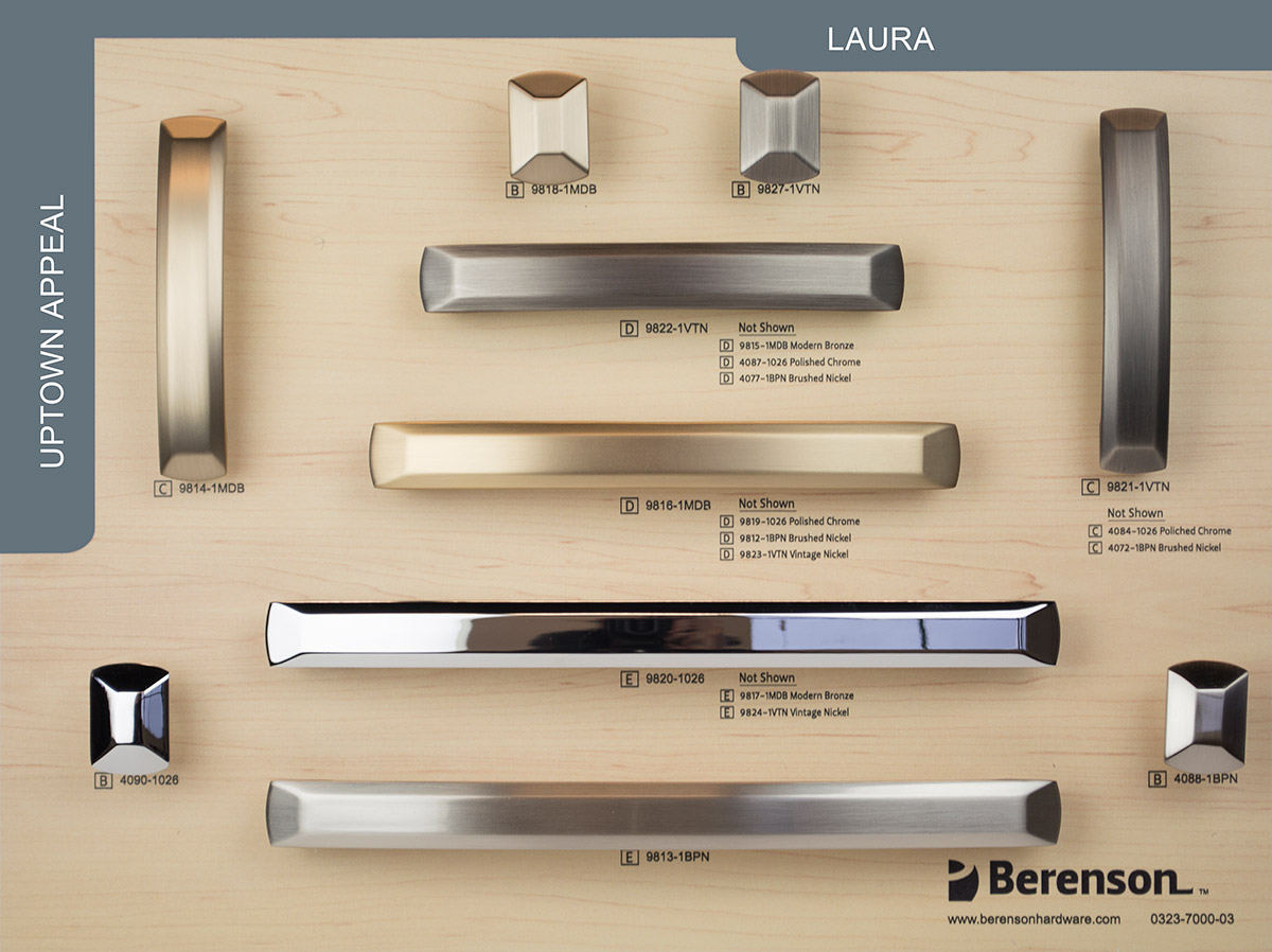 Berenson - Laura Display Board