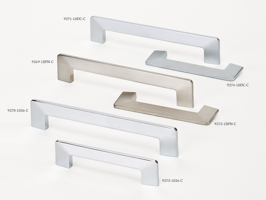 Edge - ArtTech decorative hardware board