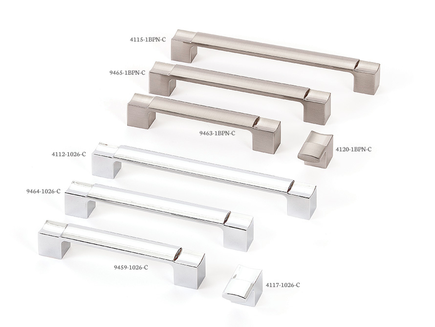 Segment - ArtTech decorative hardware board