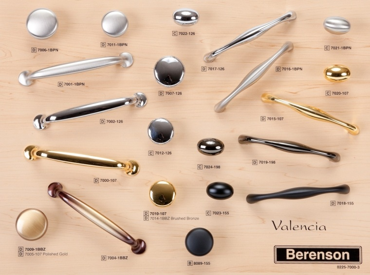 Valencia Berenson Decorative Hardware Board