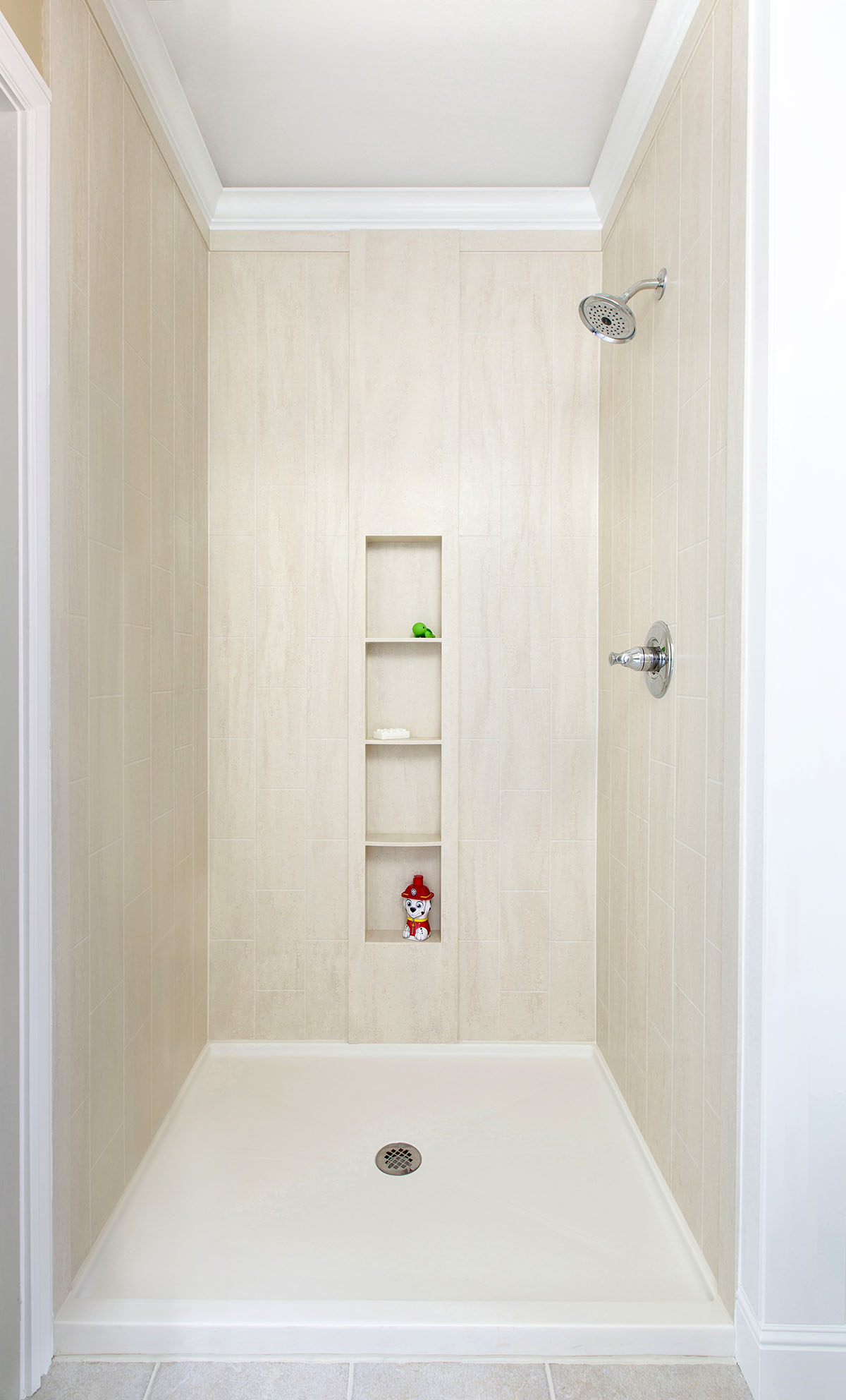 Chardonnay Shower