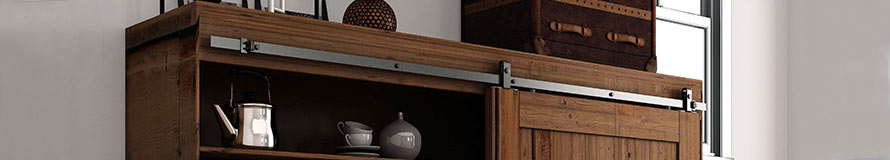 Mini Barn Door hardware