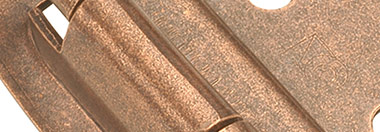 Belwith Finish: Antique Copper (AC)