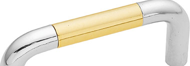 Belwith Finish: Polished Brass w/ Chrome (PBCH)