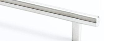 Berenson Finish: Stainless Steel (SS)
