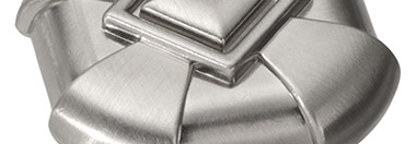 Belwith Finish: Stainless Steel Finish (SS)