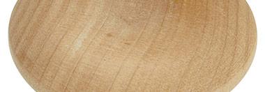Belwith Finish: Unfinished Wood (UW)
