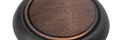 Belwith Finish: Vintage Bronze with Dark Wood (VBDW)