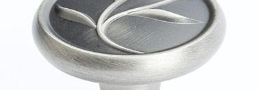 Berenson Finish: Vintage Nickel (VTN)