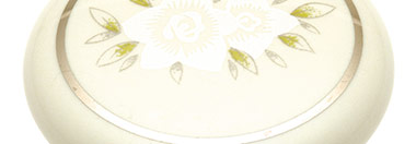 Belwith Finish: White Flower (WF)